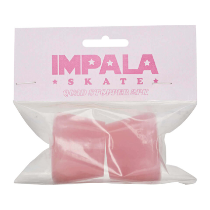IMPALA 2PK STOPPER WITH BOLTS PINK OS