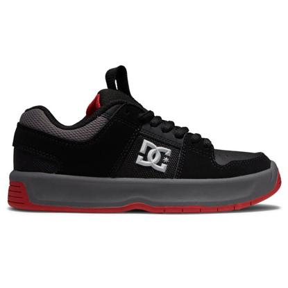 DC LYNX ZERO KID BLACK/GREY/RED 1K