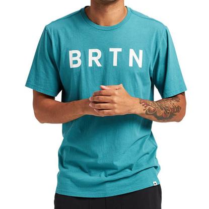 BURTON BRTN T-SHIRT BRITTANY BLUE L
