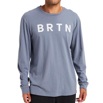 BURTON BRTN LS FOLKSTONE GRAY XL