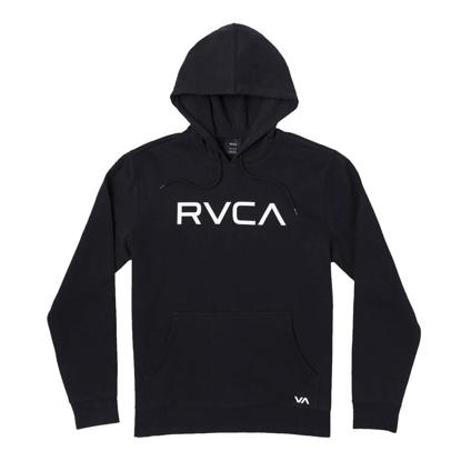 RVCA BIG RVCA HOODIE BLACK M
