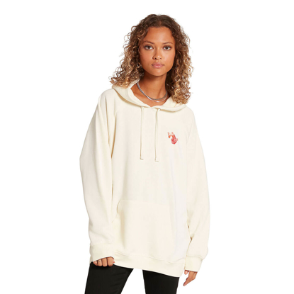 VOLCOM TRULY STOKED BF HOODIE W CLOUD M
